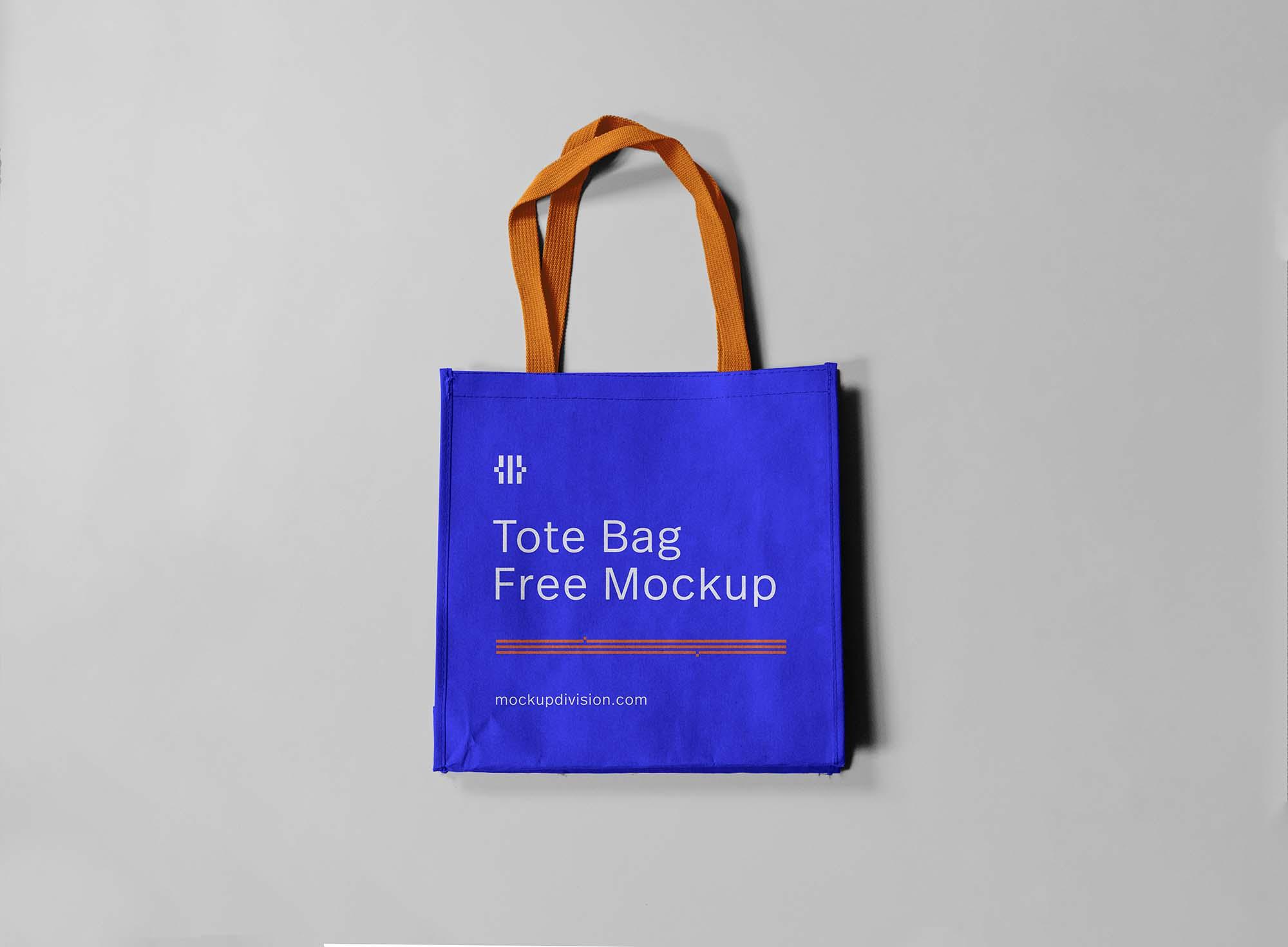 Mini Tote Bag Mockup