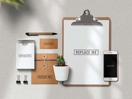 Multi-purpose Branding Mockup