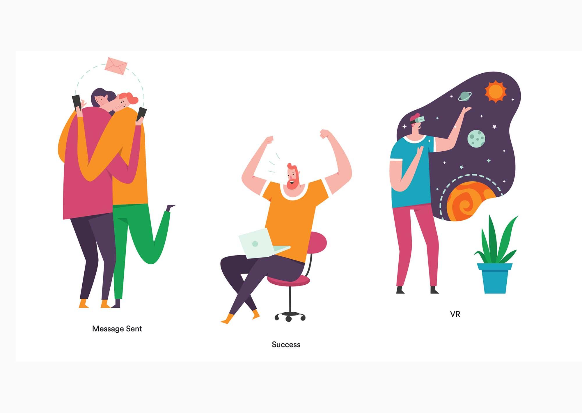 Multipurpose Illustration 14