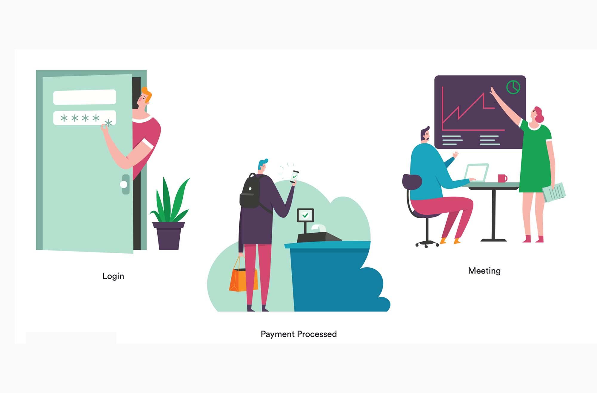 Multipurpose Illustration 8
