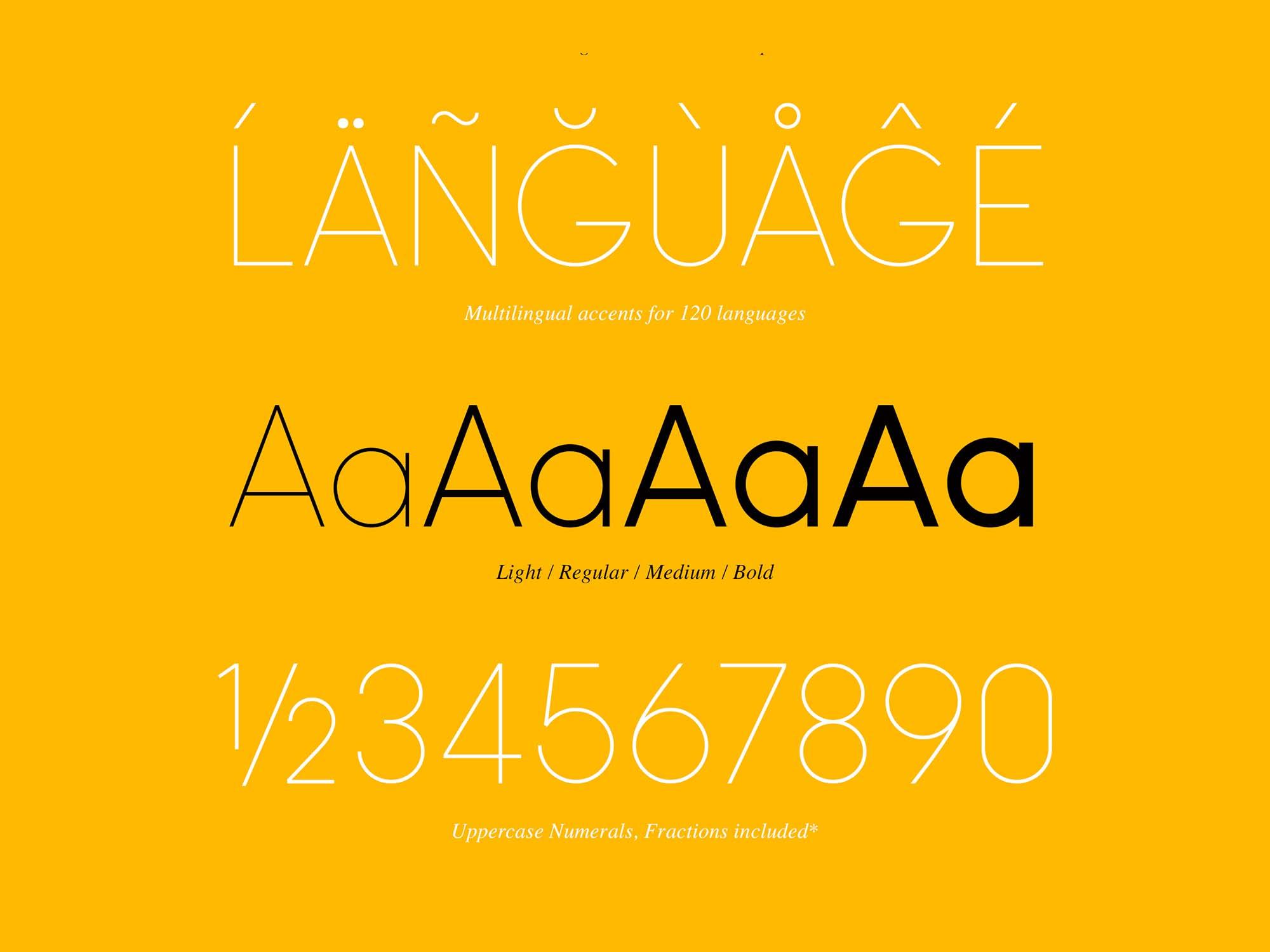 Omega Sans Font 2
