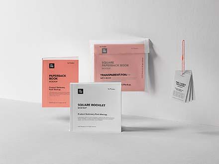 Product Manual Mockup