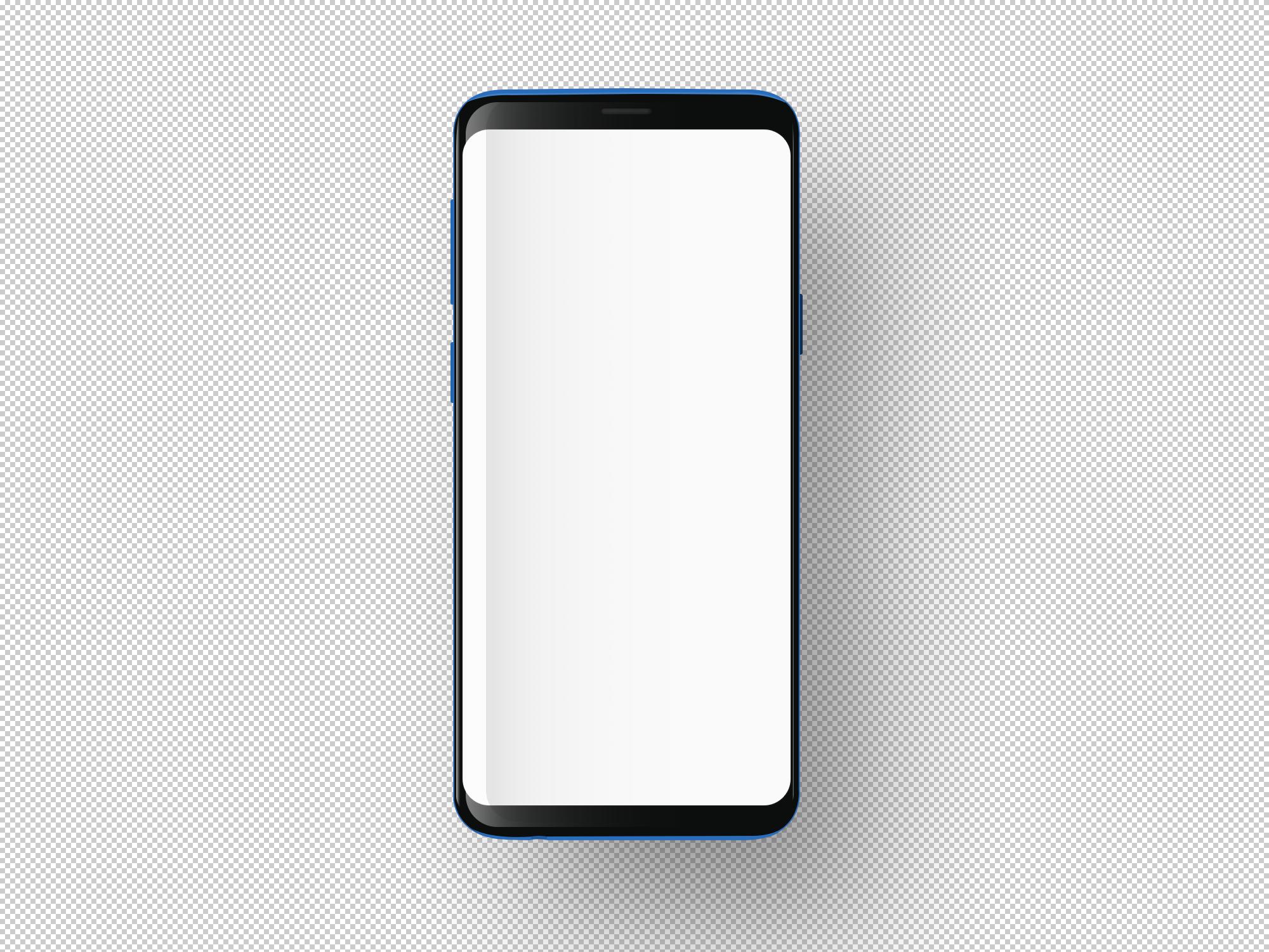 Samsung Galaxy S9 Mockup 2
