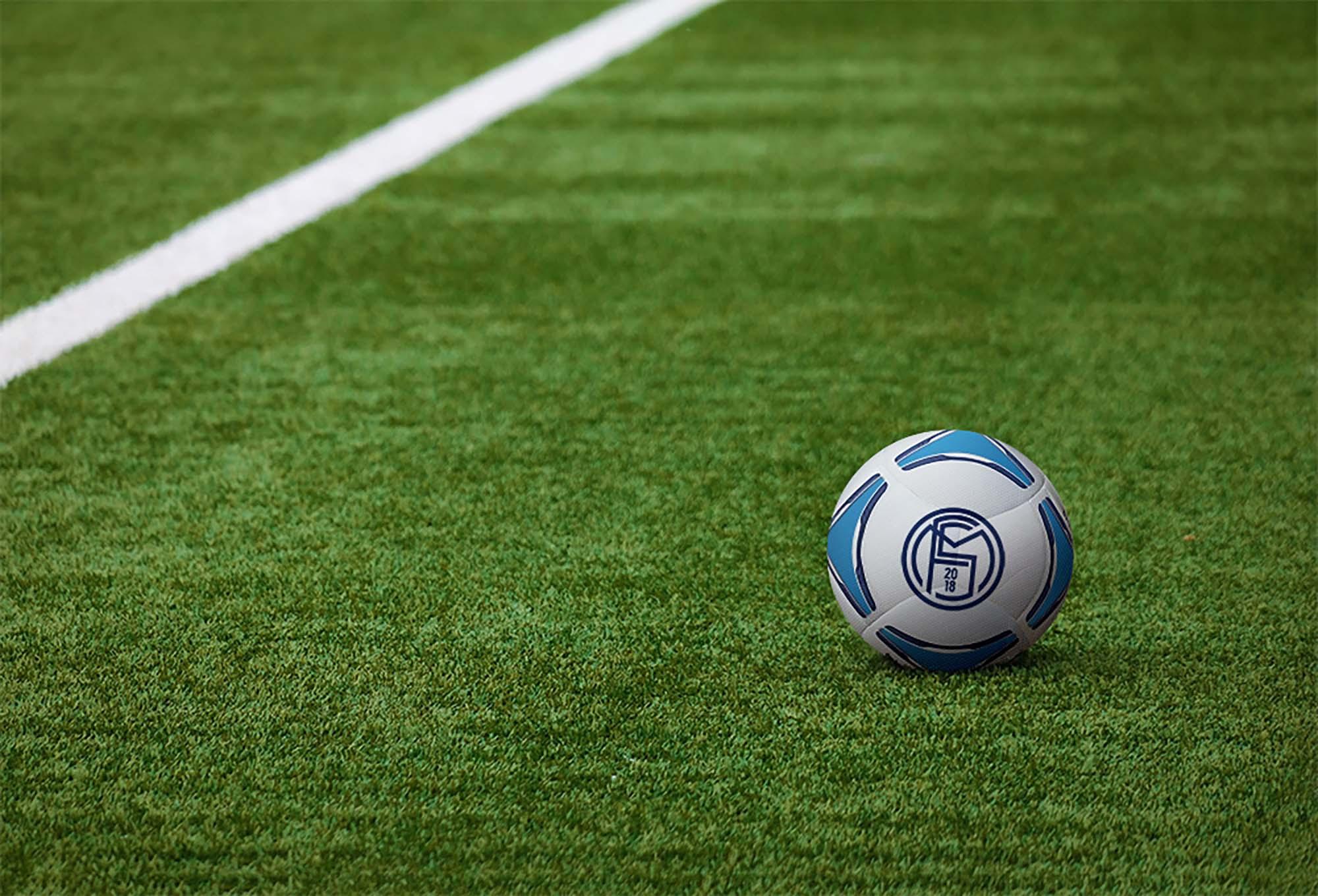 Soccer Ball Mockup 2