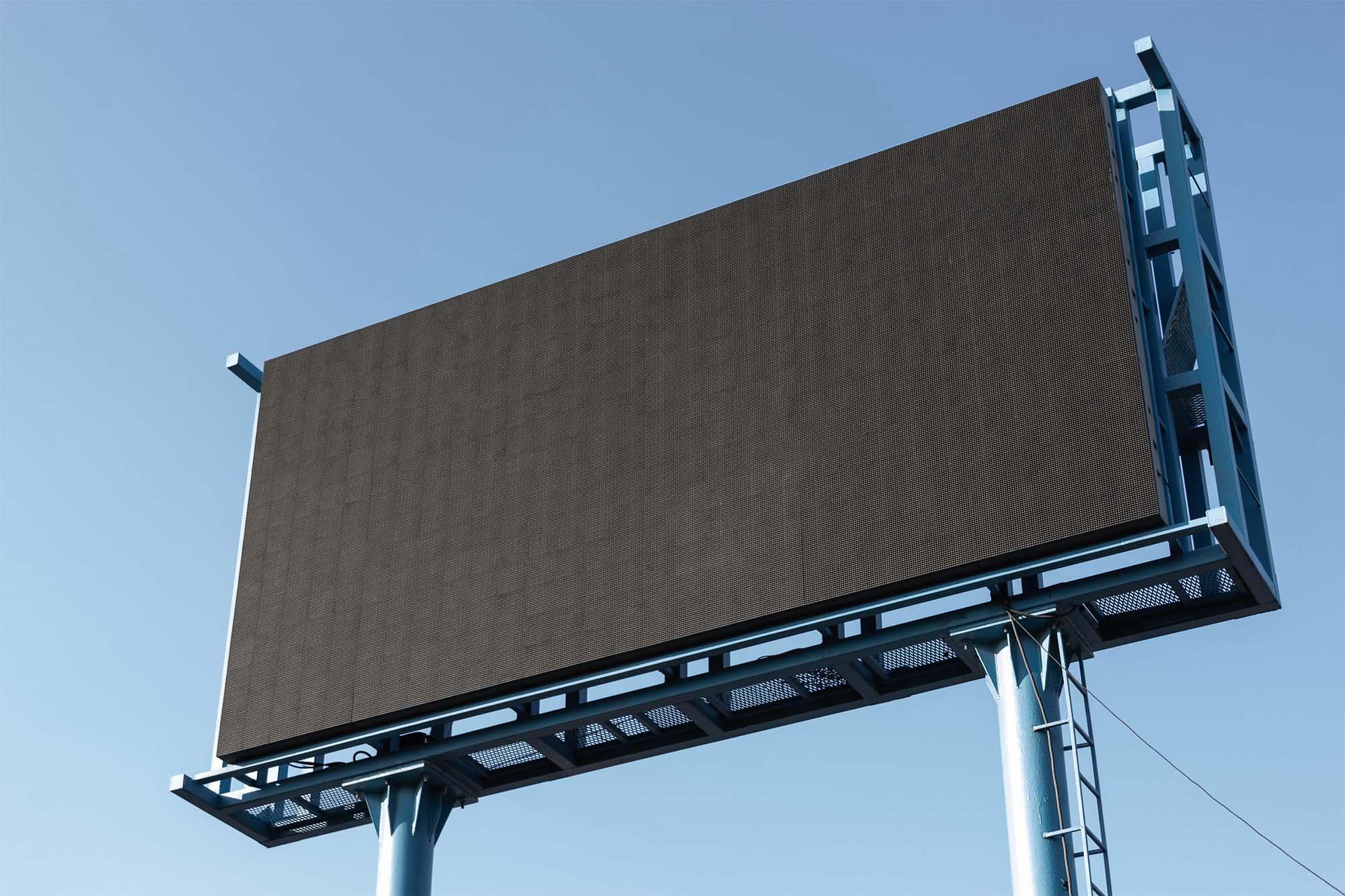 Standard Billboard Mockup 2