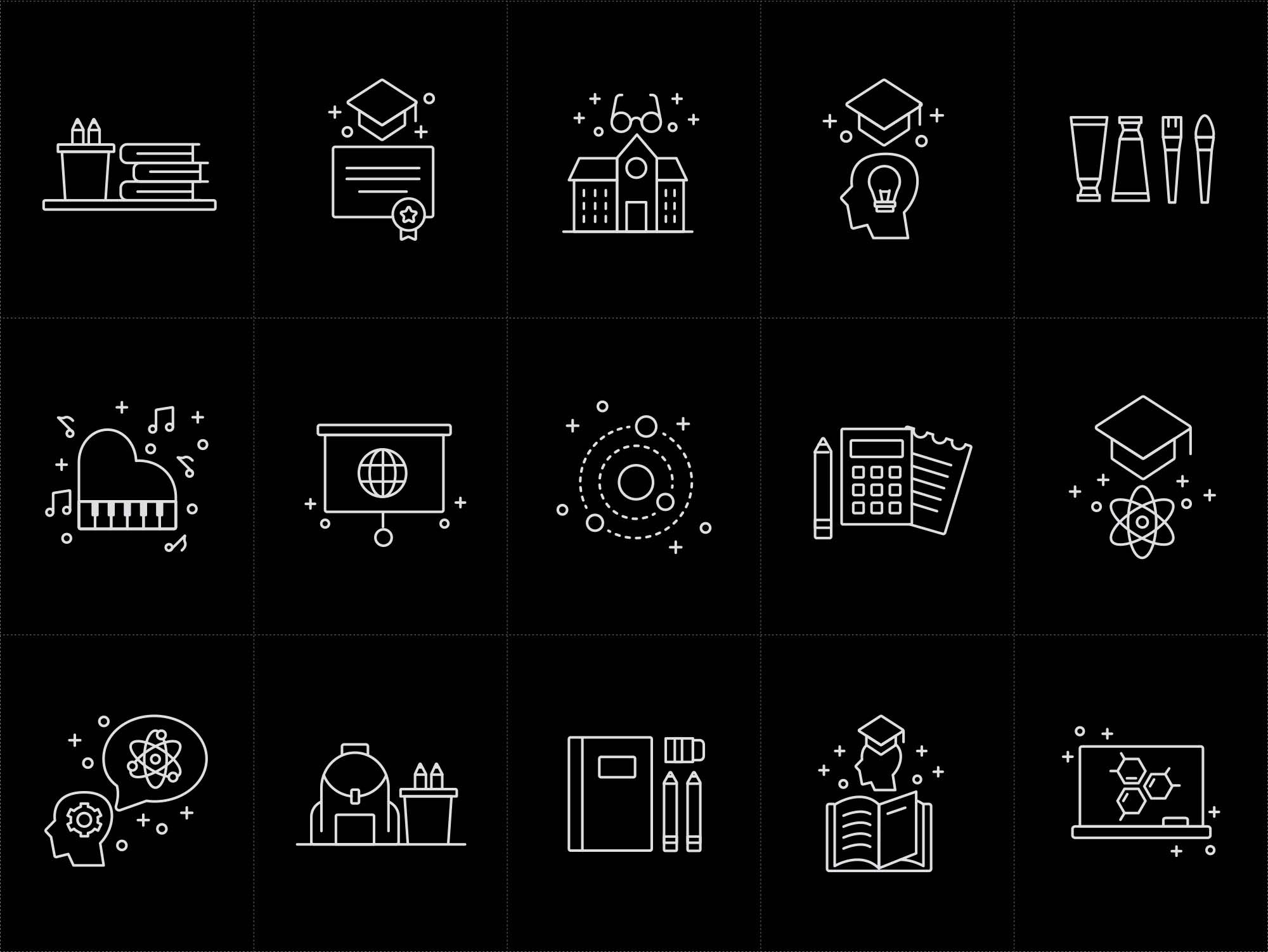 Teaching Vector Icons 3
