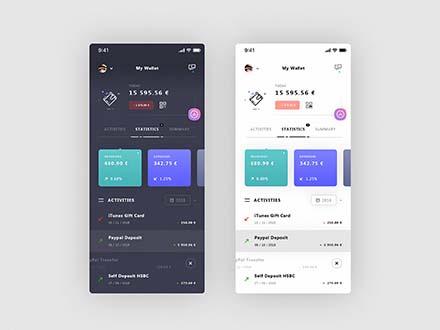 Wallet App Template