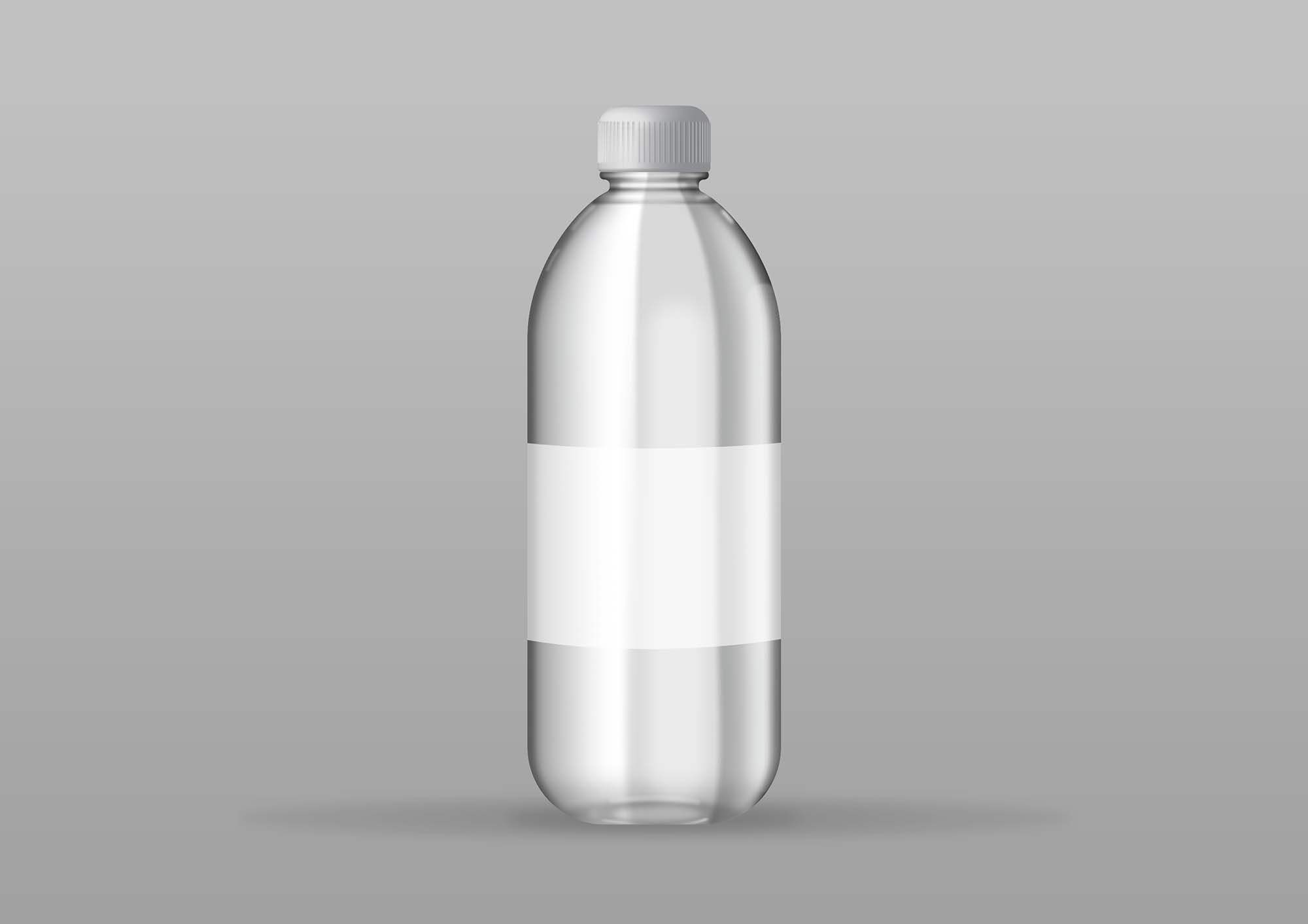Water Bottle Mockup 2