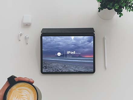 http://freemockupzone.com/free-top-view-coffee-with-ipad-mockup/