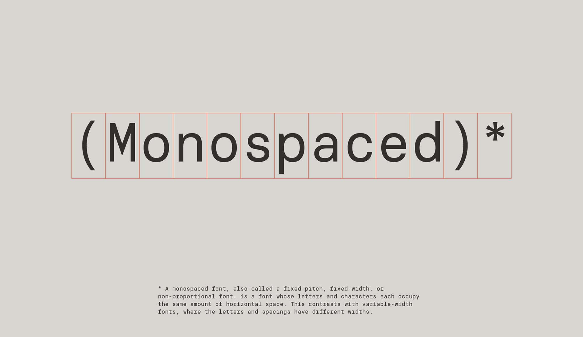 Basier Mono Font 2
