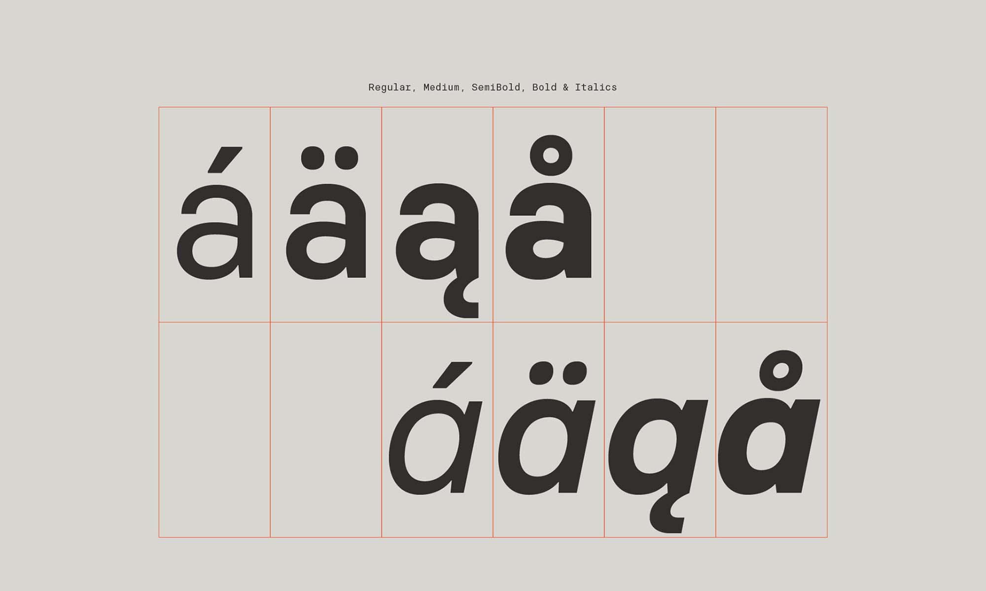 Basier Mono Font 4