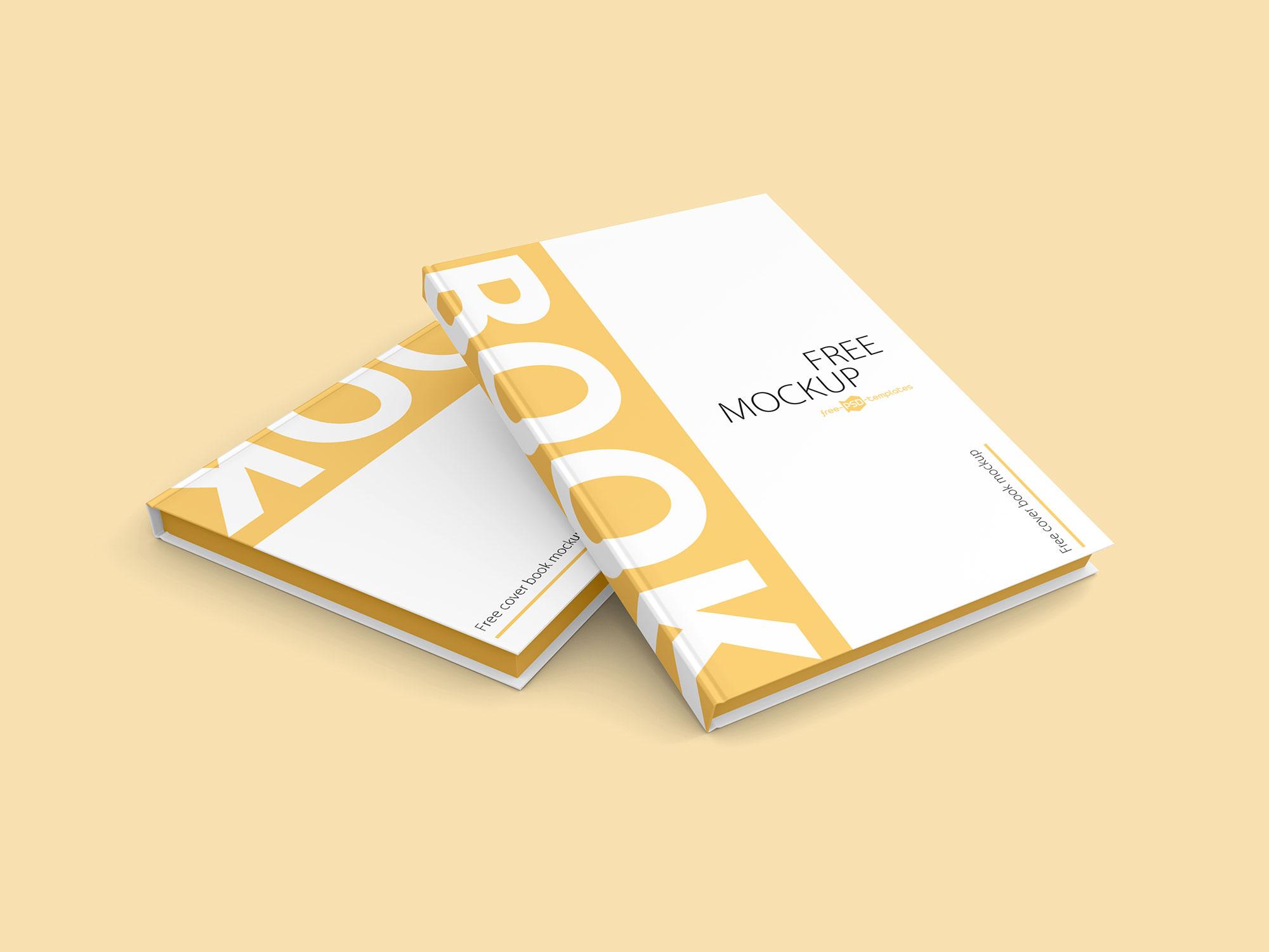 Book Cover Mockup 3