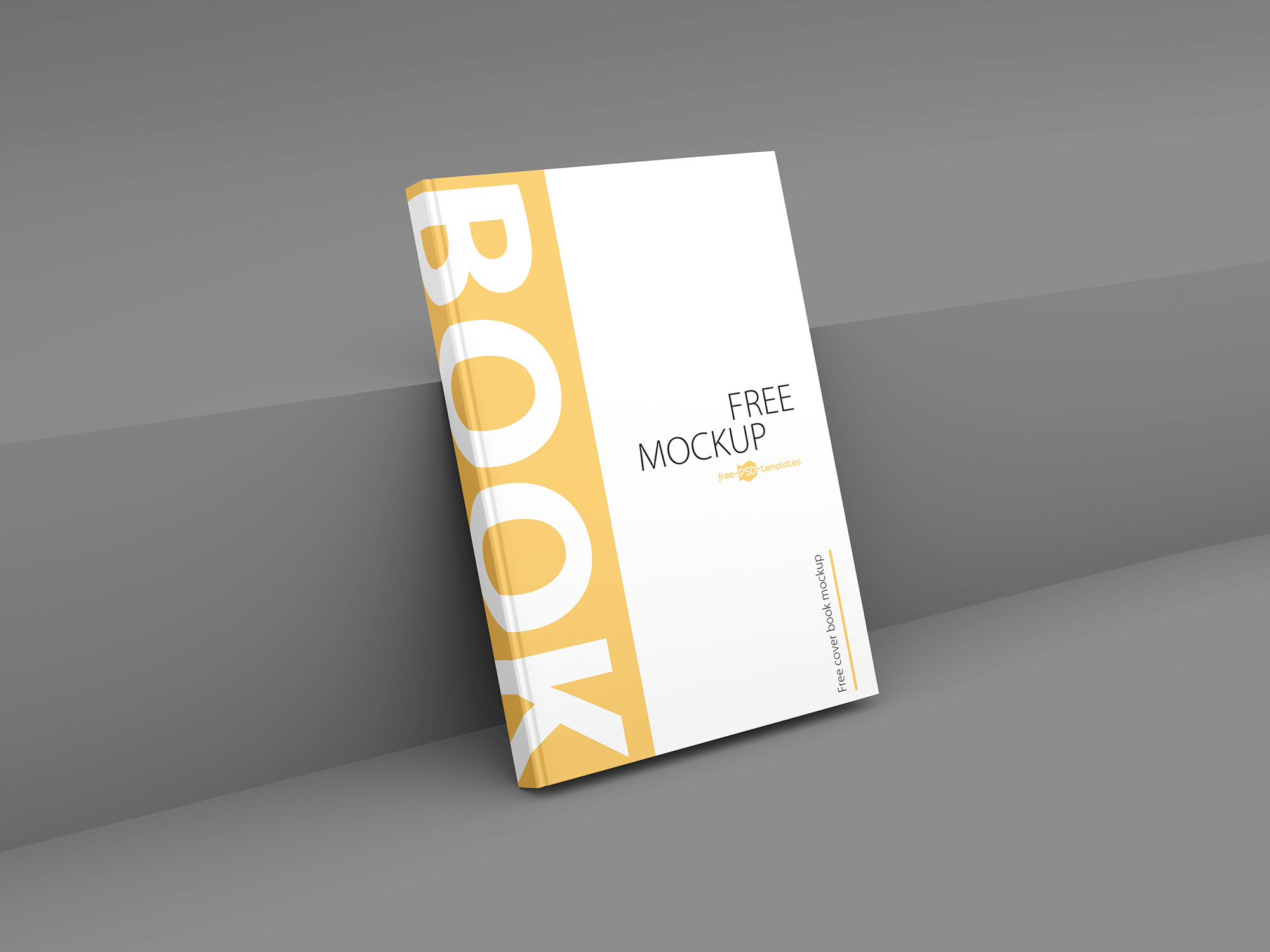 Book Cover Mockup 2