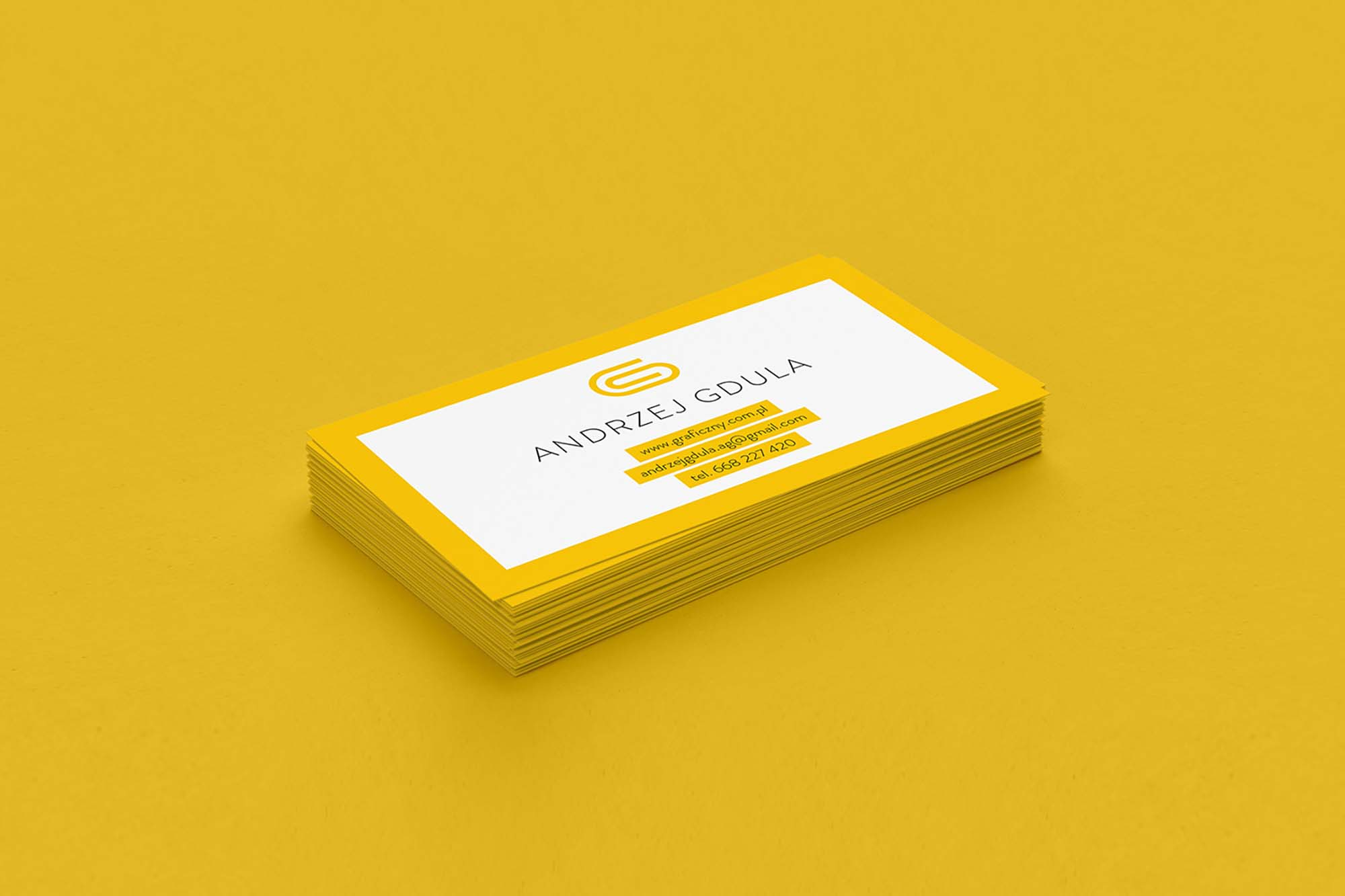 Business Card Mockup 4