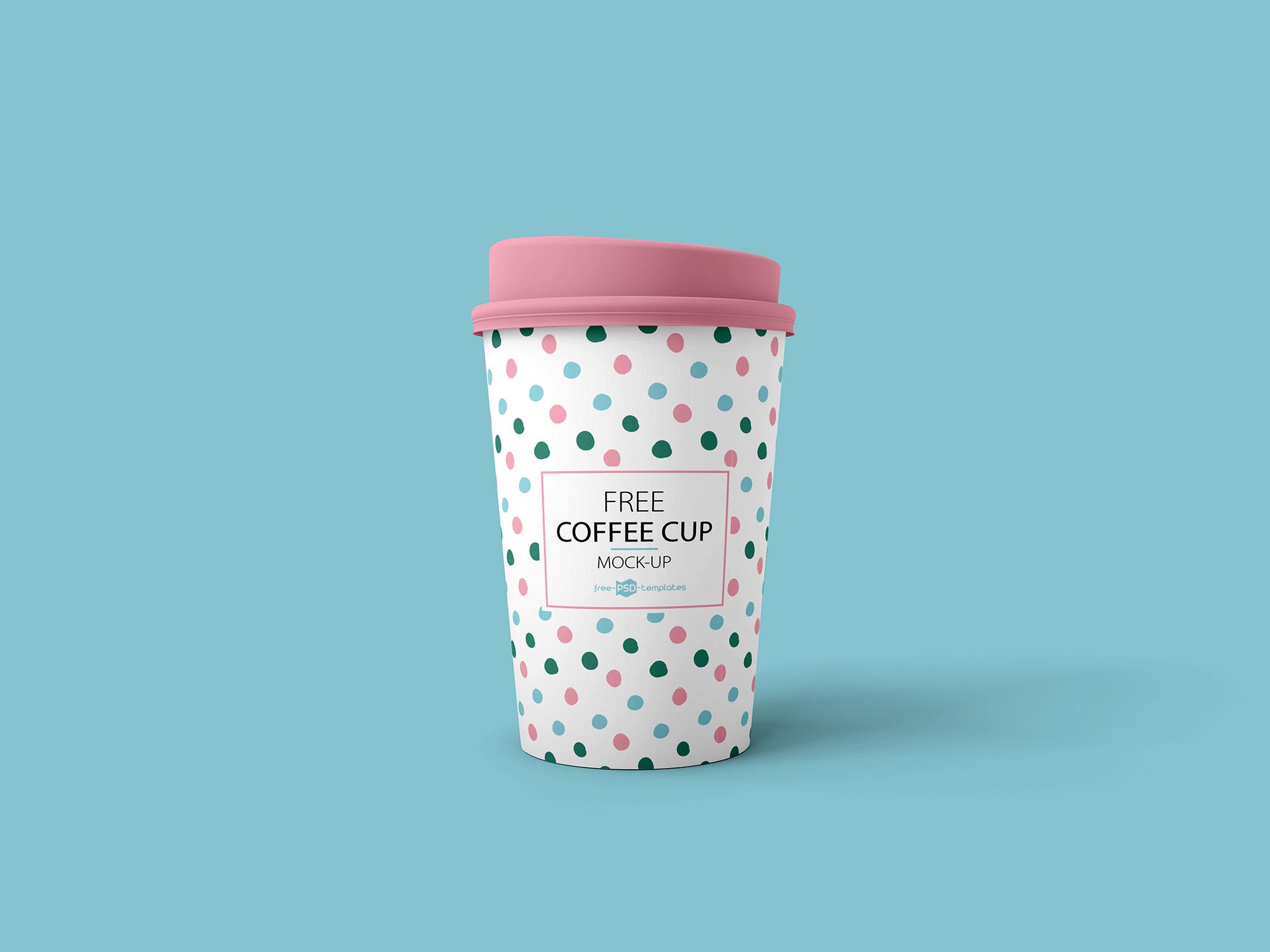 Coffee Cup Mockup 3