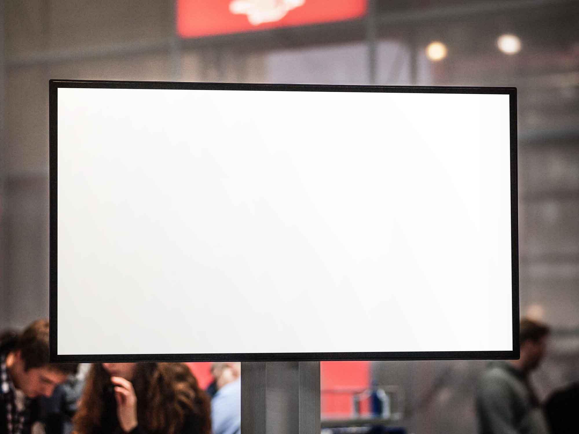 Display Screen Mockup 2