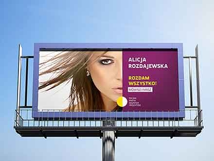 Landscape Billboard Mockup