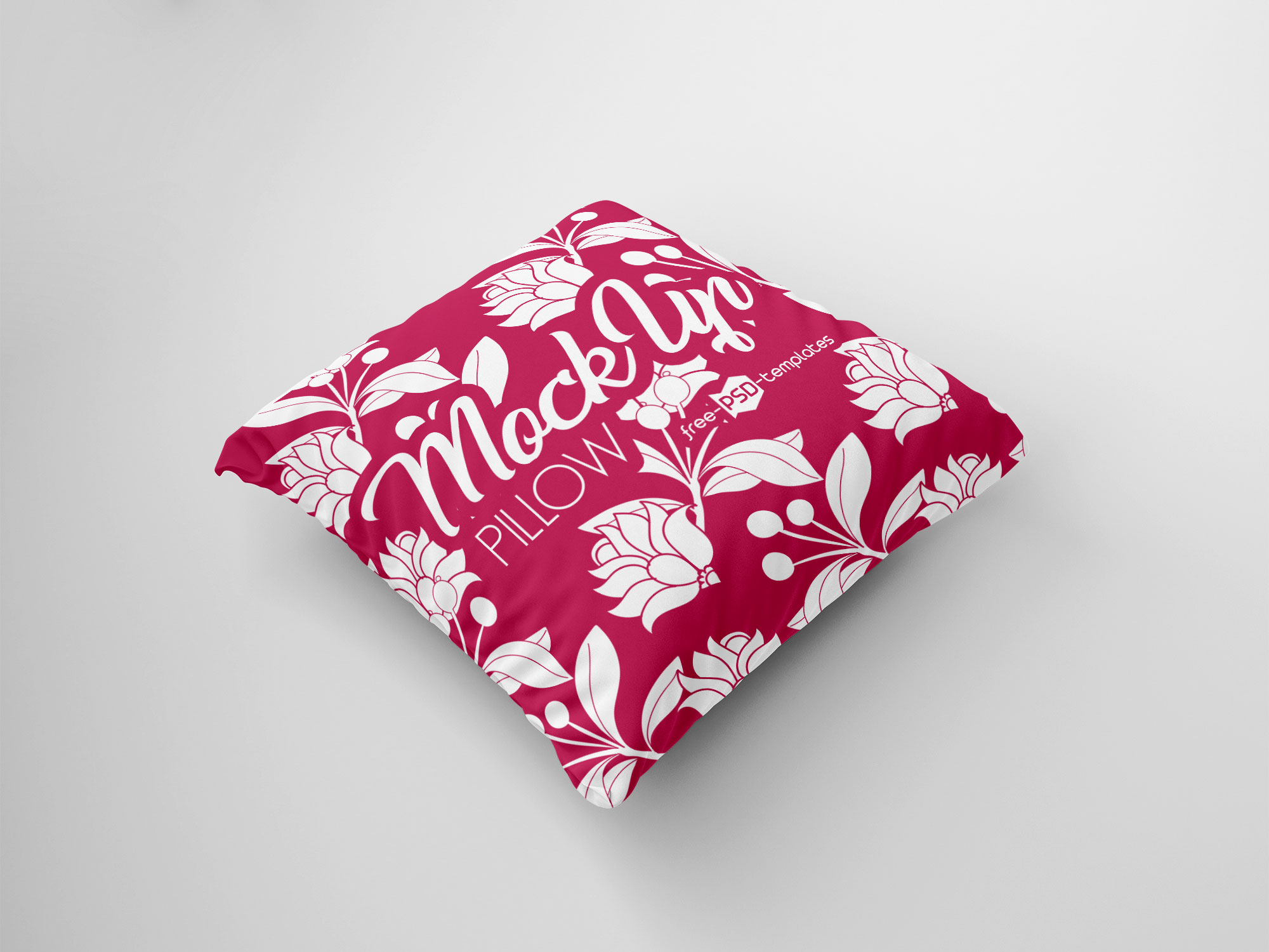 Perspective Pillow Mockup