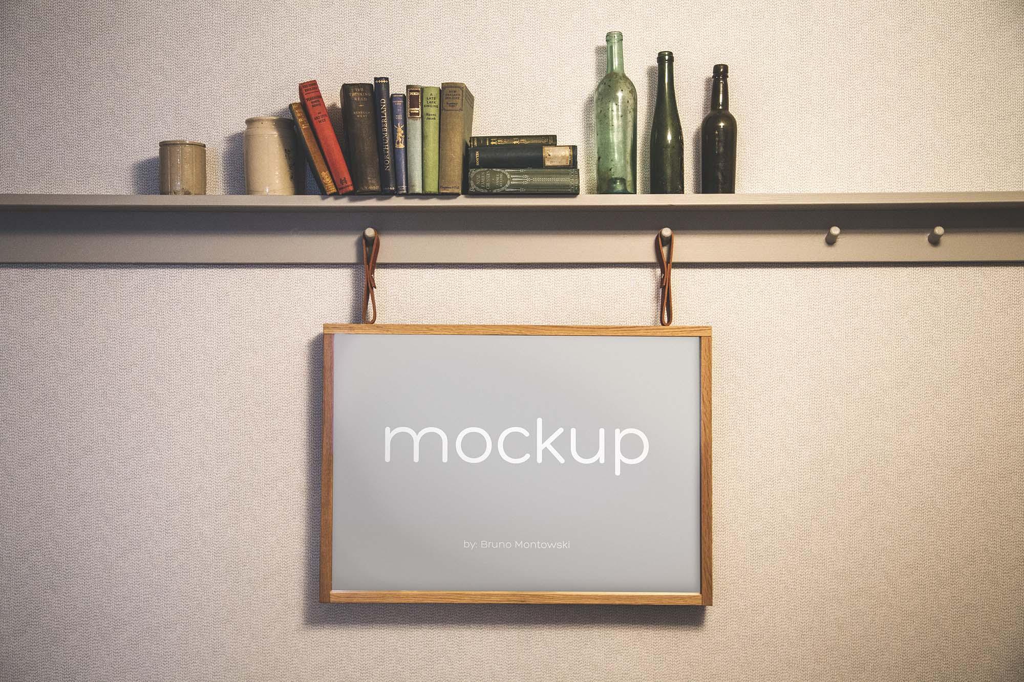 Poster Frame Mockup 5