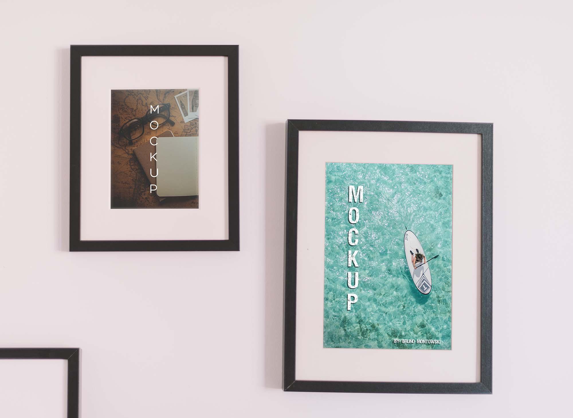 Poster Frame Mockup 6