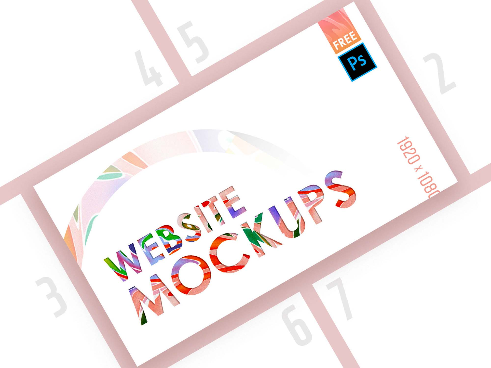 Web Mockup 9