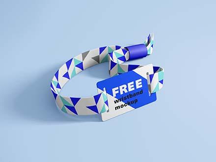 Wristband Mockup 2