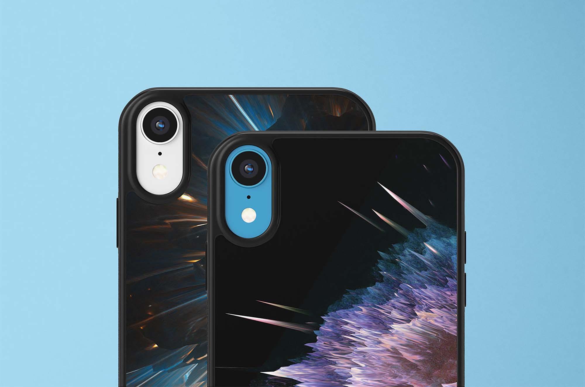 iPhone XR Case Mockup 1