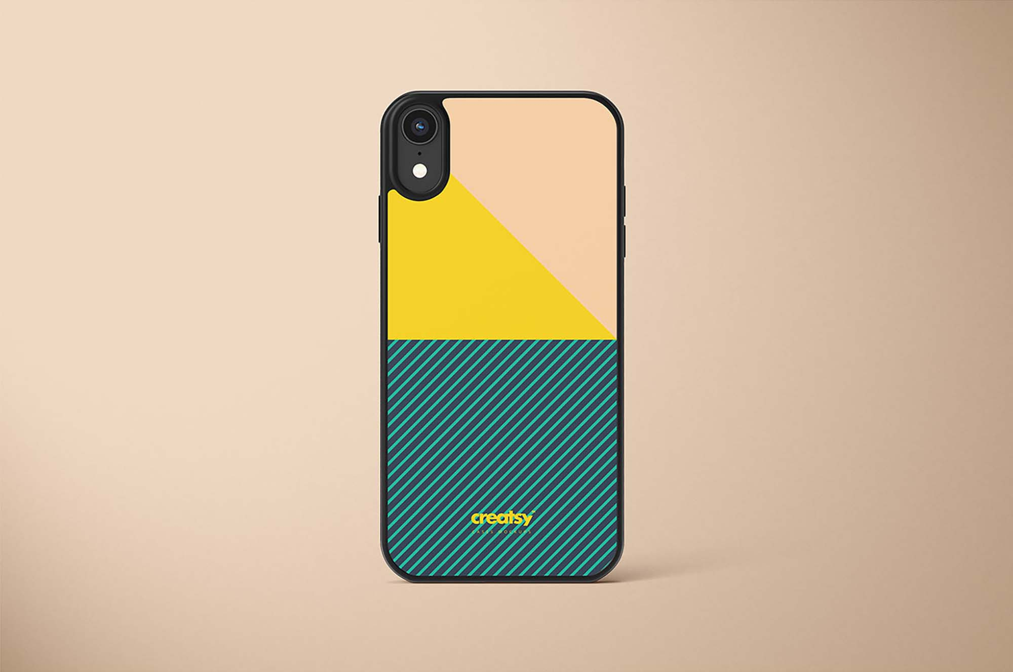 iPhone XR Case Mockup 2