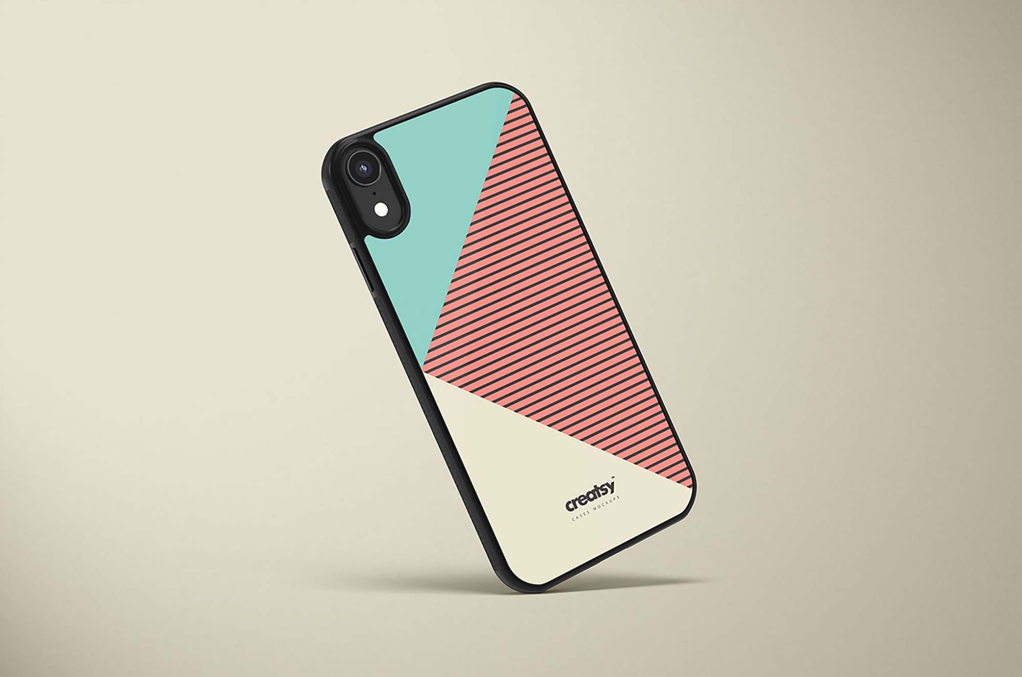 iPhone XR Case Mockup