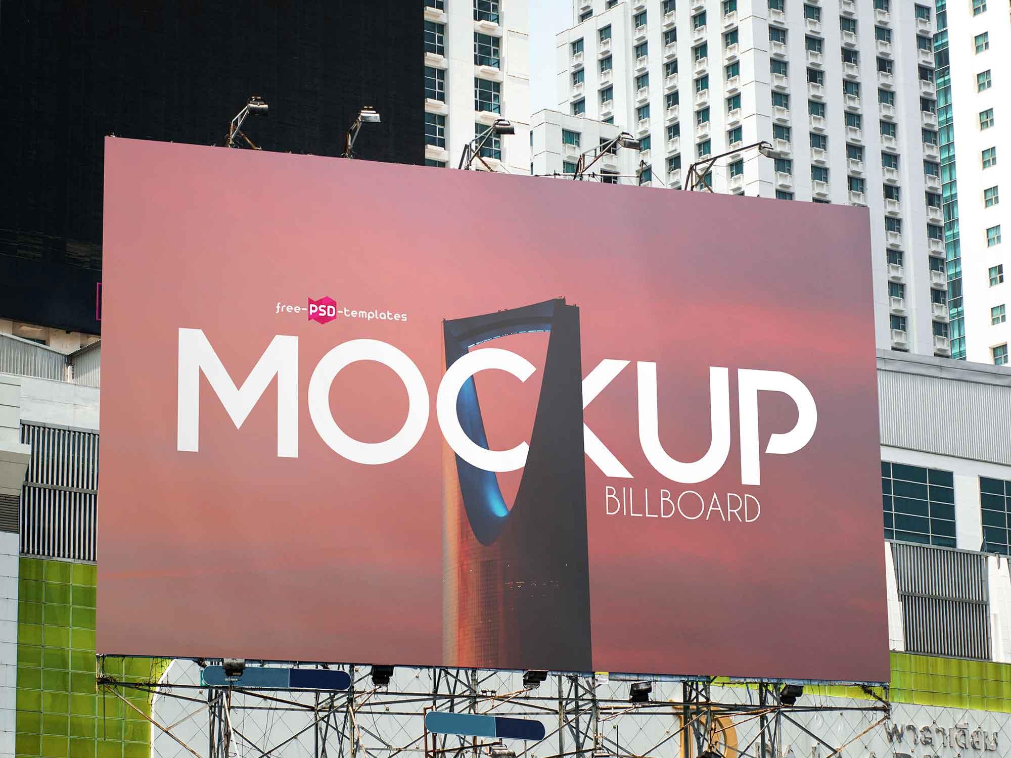 Billboard Mockup 2