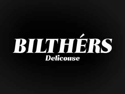 Bilthers Serif Font