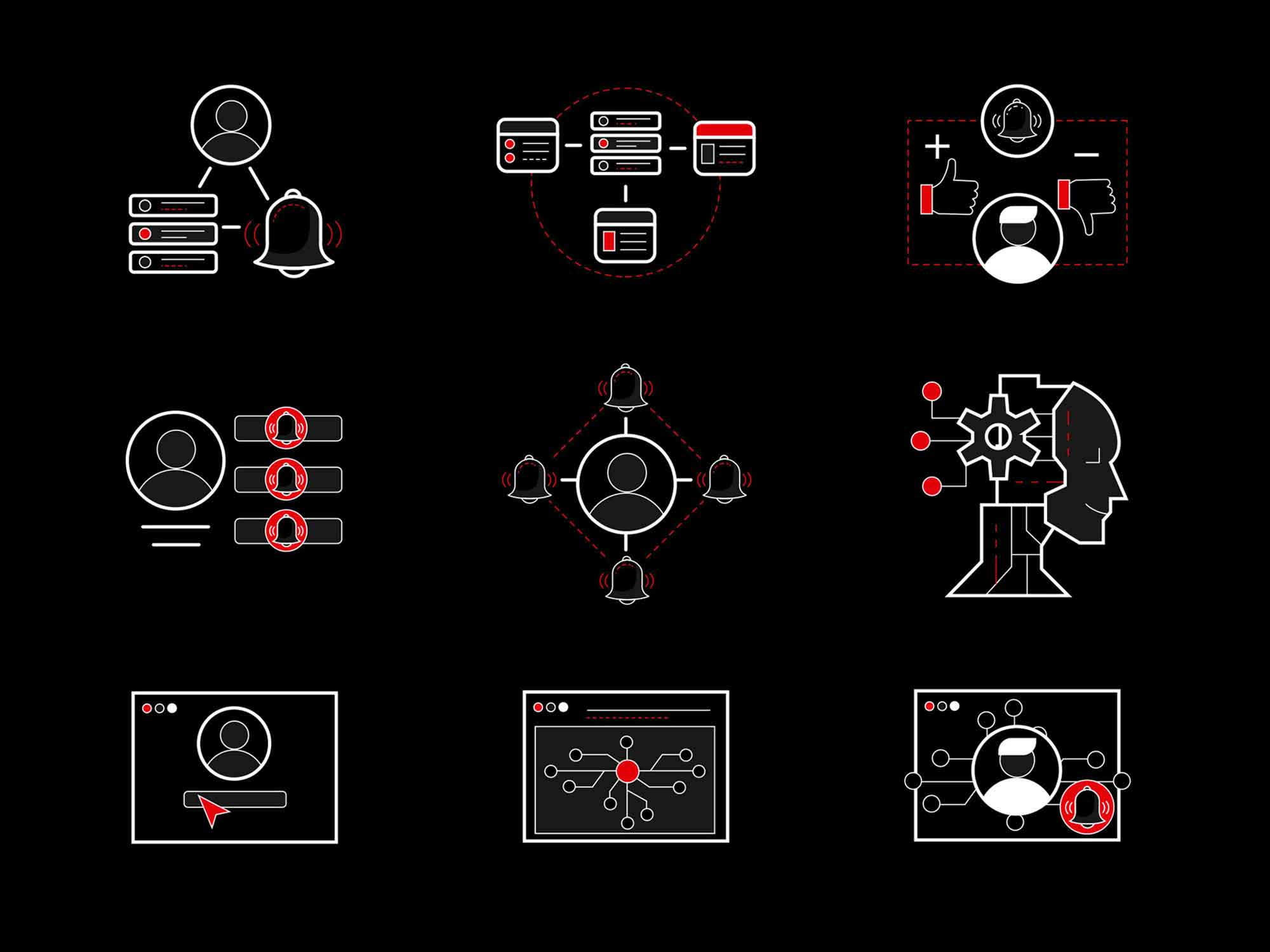 Business IT Icons 2