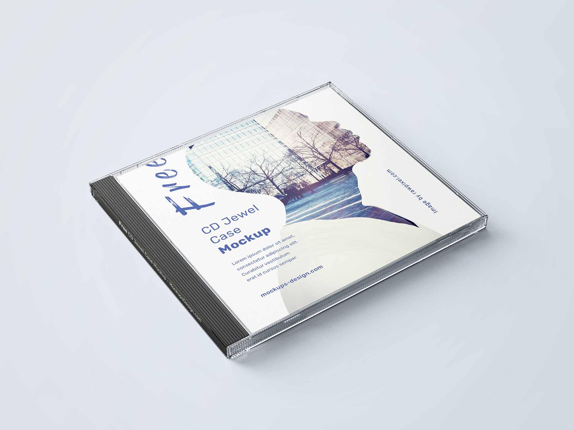 CD jewel Case Mockup 1
