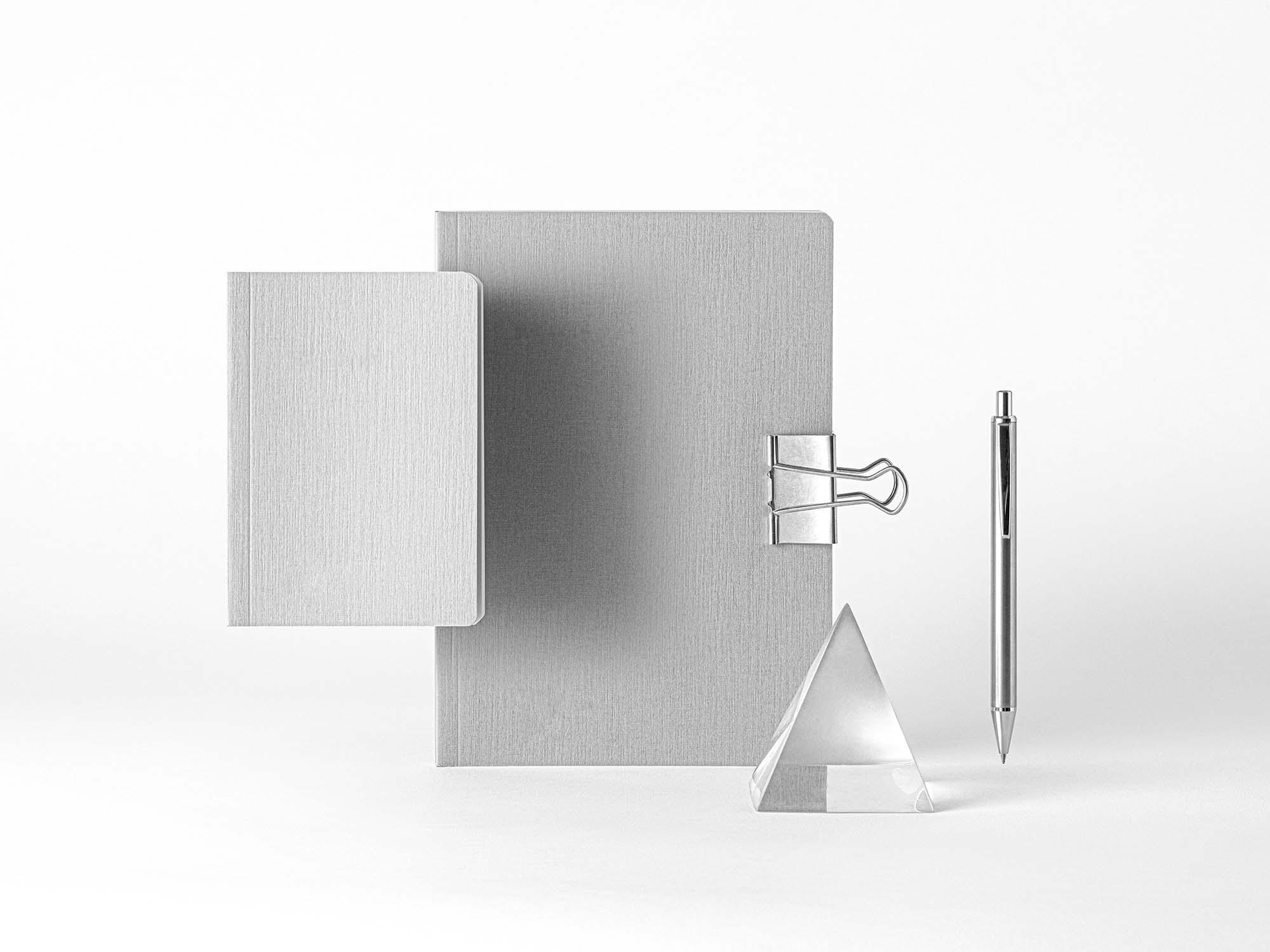 Kraft Notebook Mockup 2