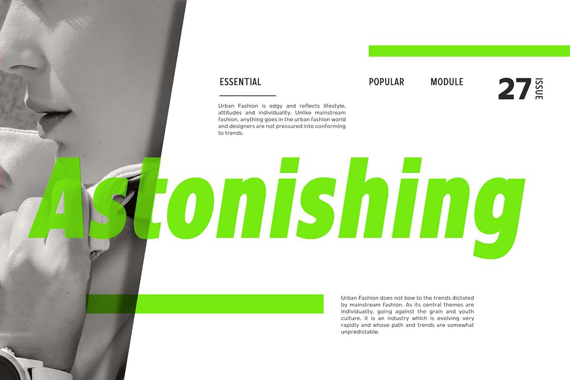 Mollen Sans Serif Font 7