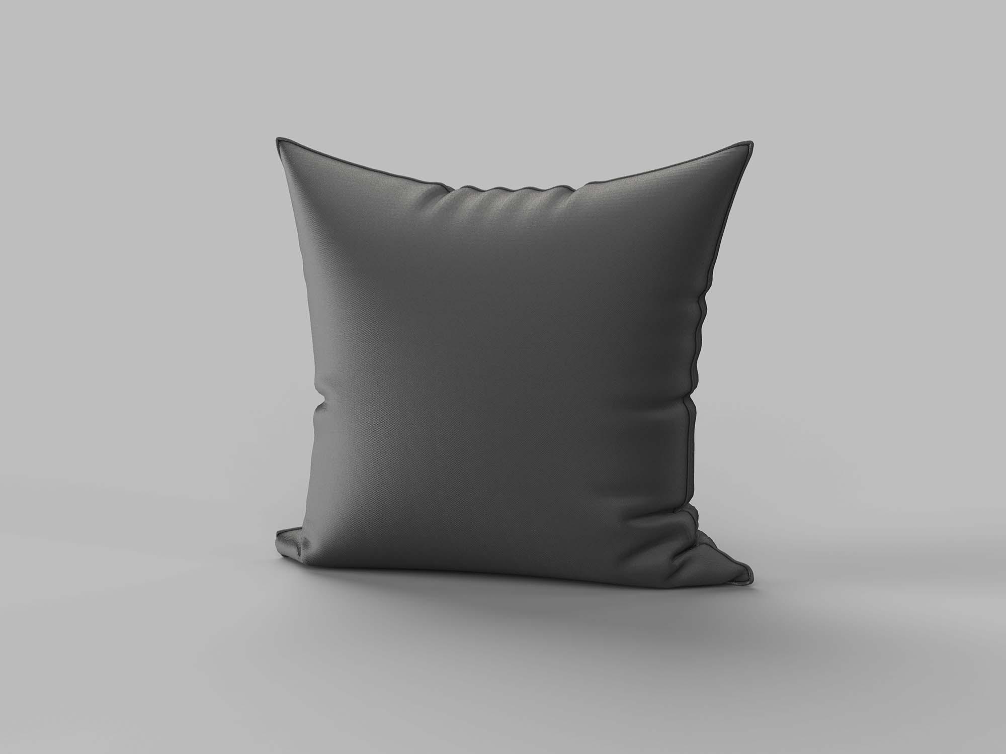 Square Pillow Mockup 2