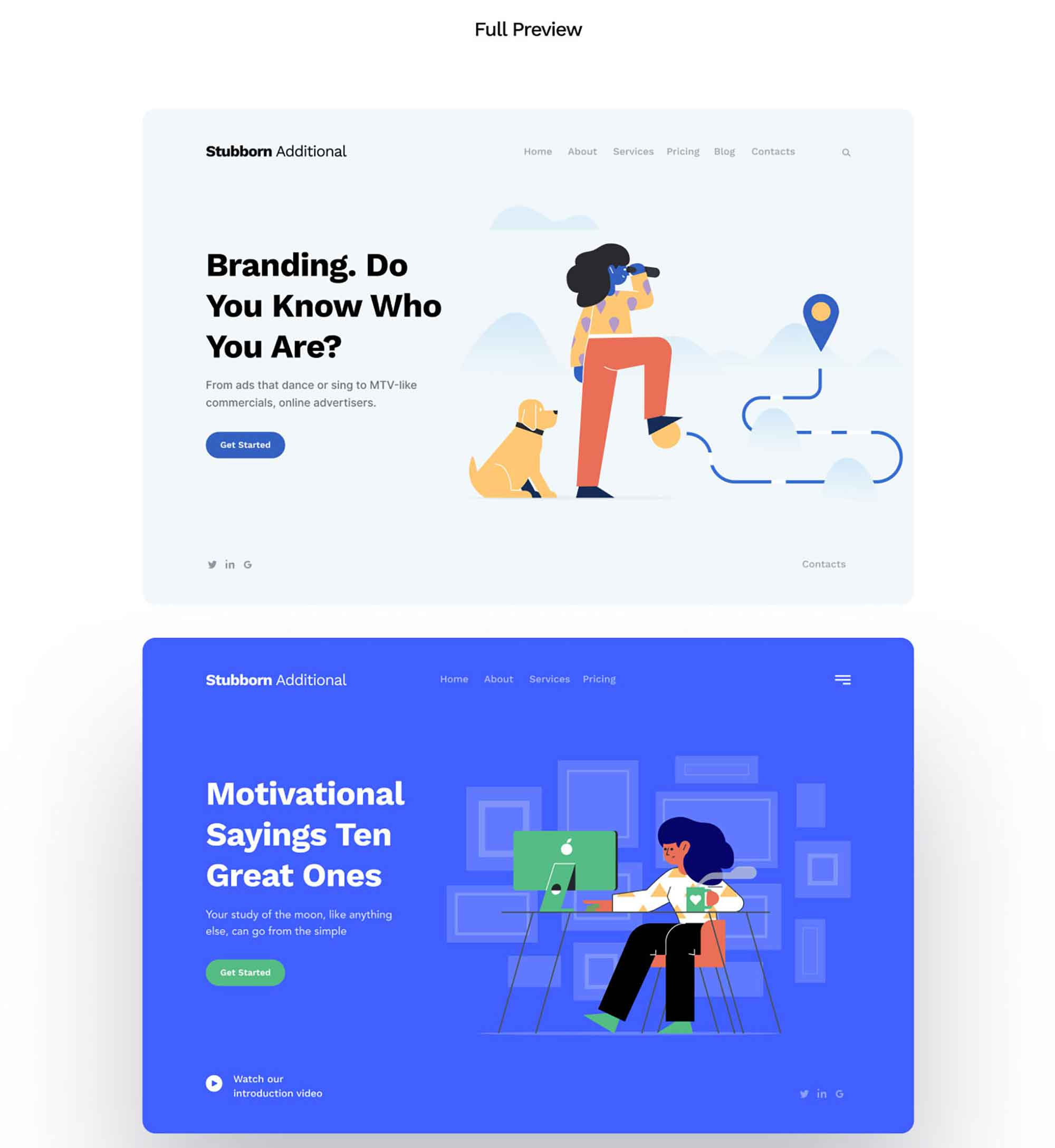 Unruly Landing Page Illustration 5