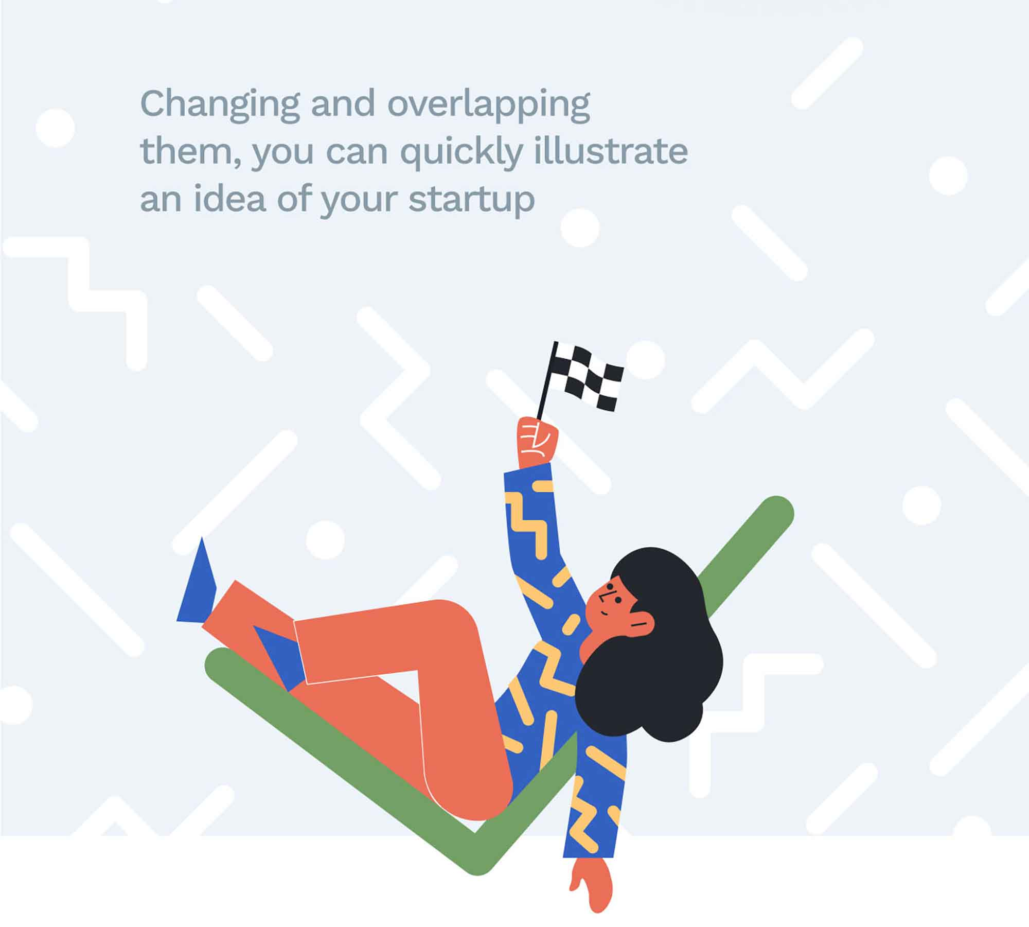 Unruly Landing Page Illustration 4