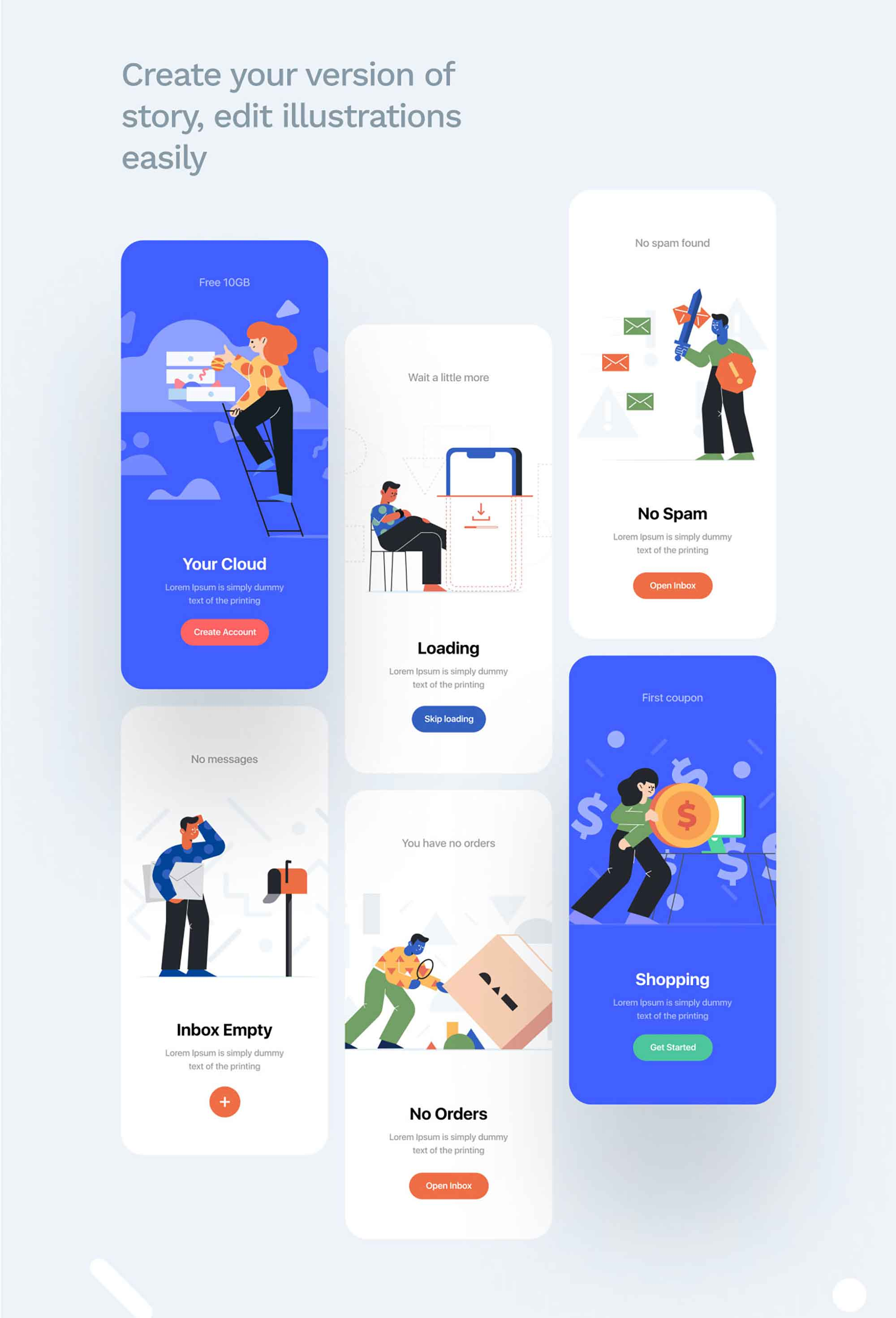 Unruly Landing Page Illustration 3