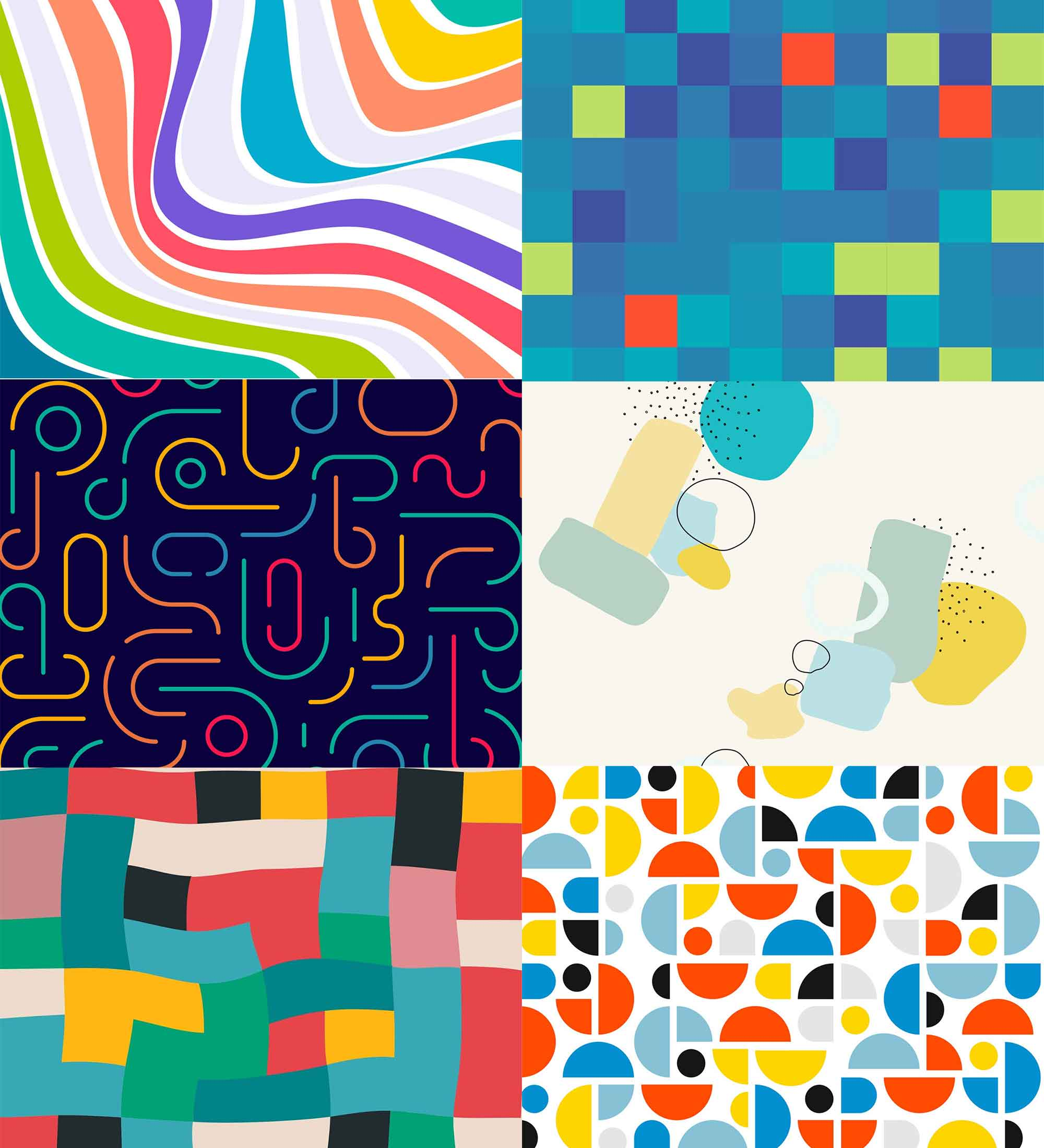 Vector Patterns 3