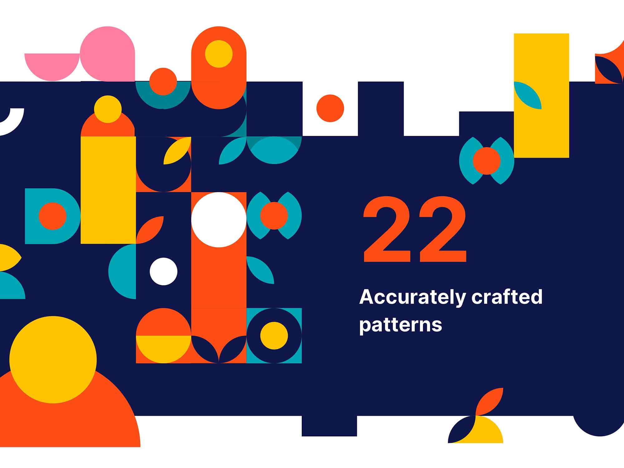 22 Vector Patterns