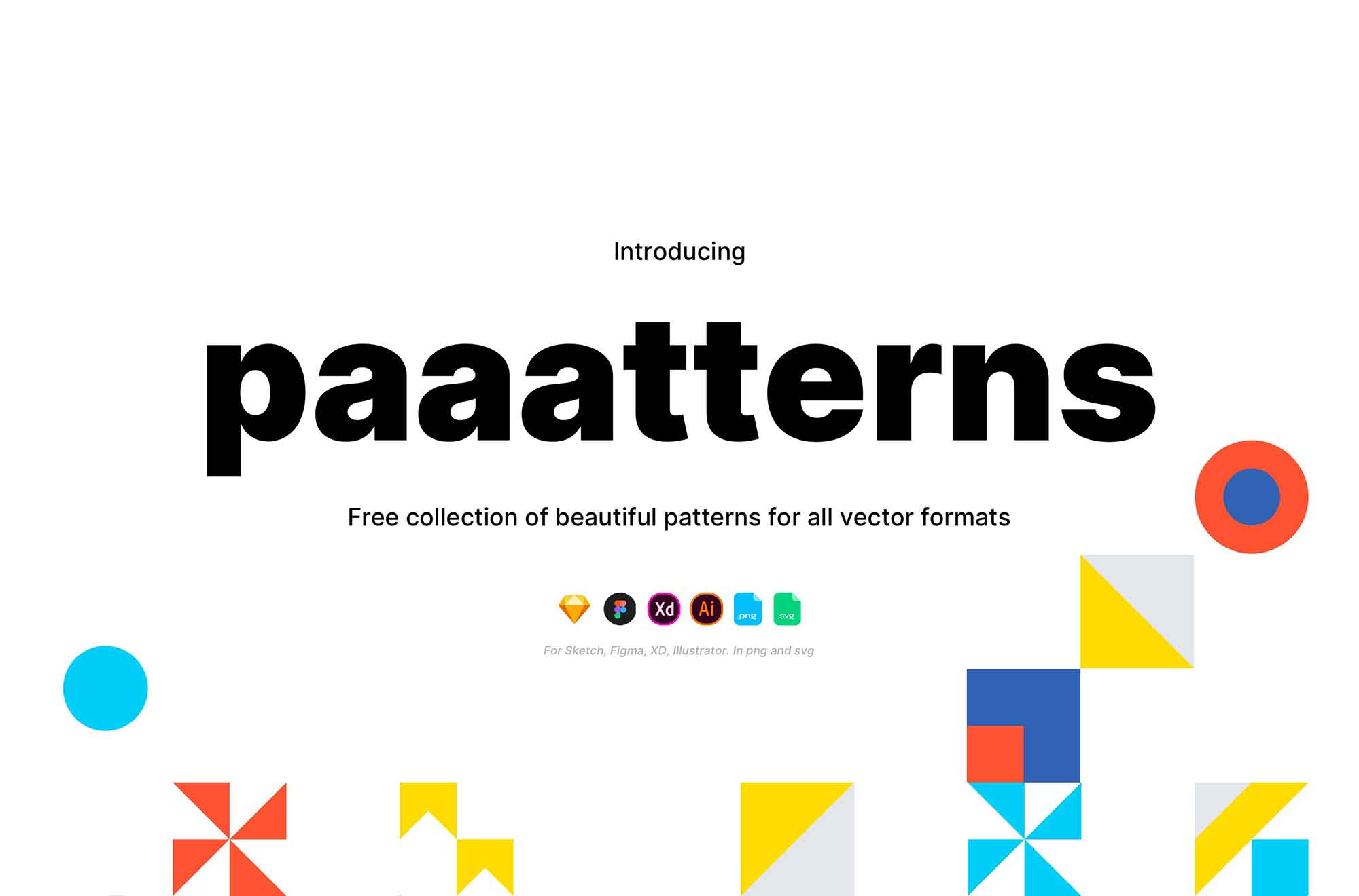 Vector Patterns Collection
