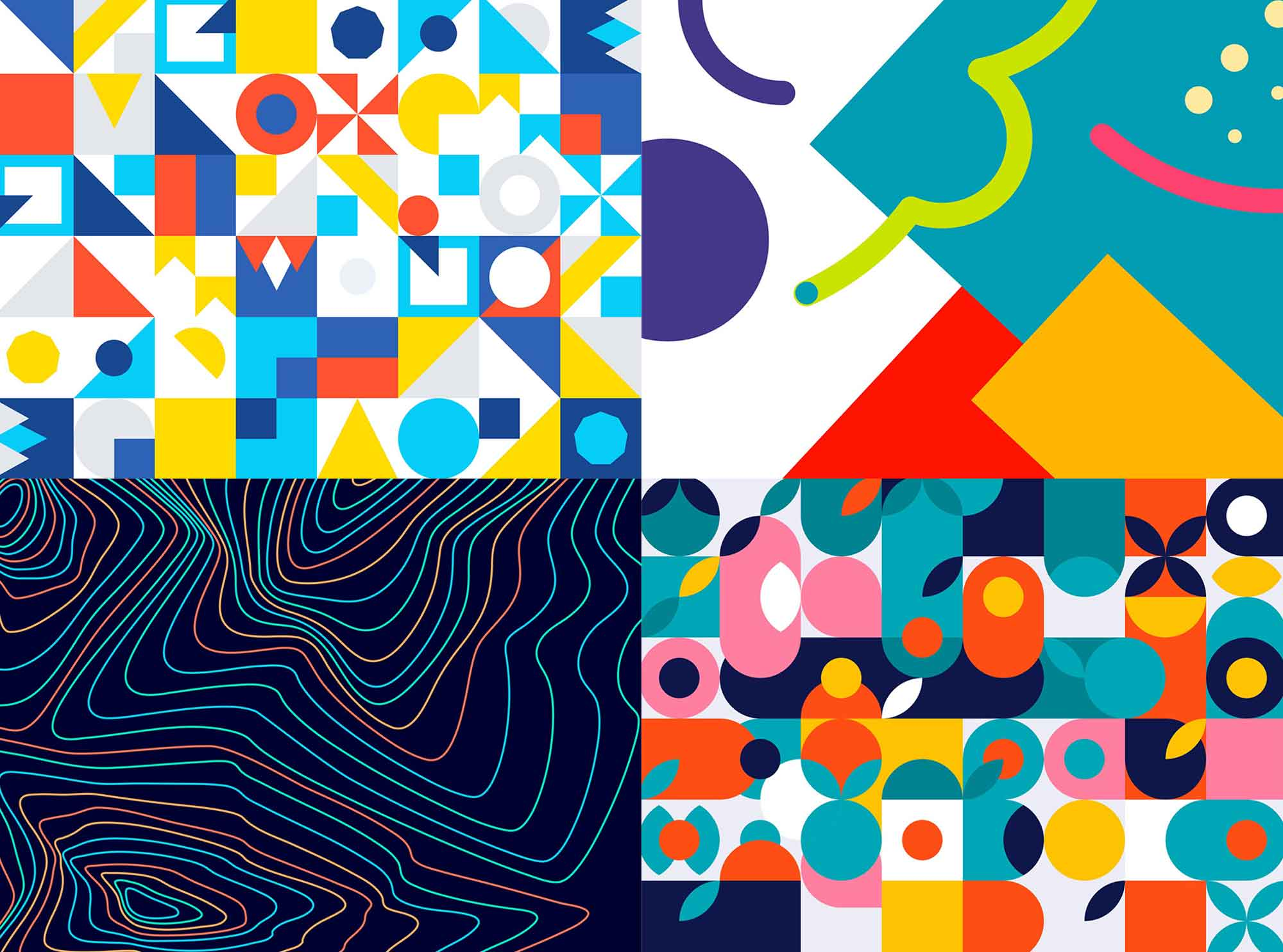 Vector Patterns 1