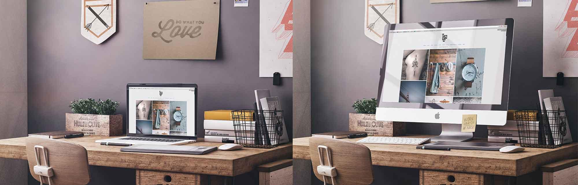 Workspace Mockup 2