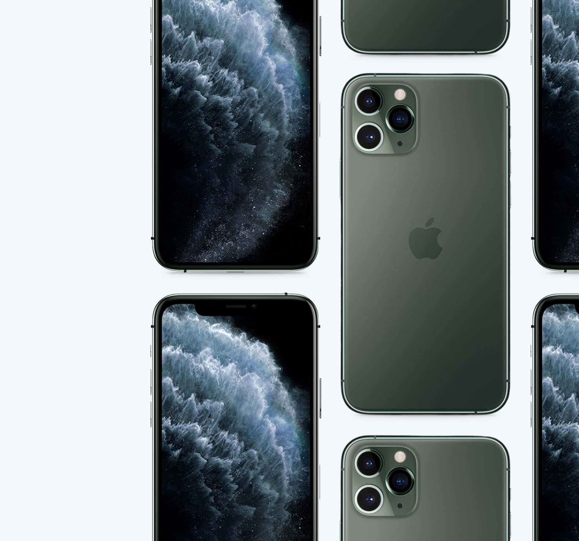 iPhone 11 Mockup 2