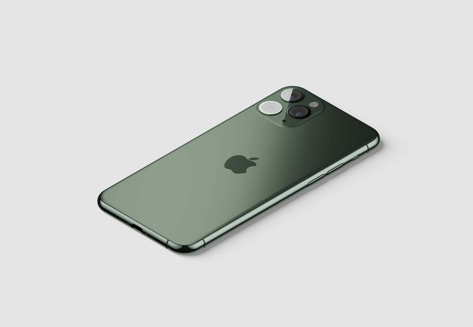 iPhone 11 Pro Max Mockup 2