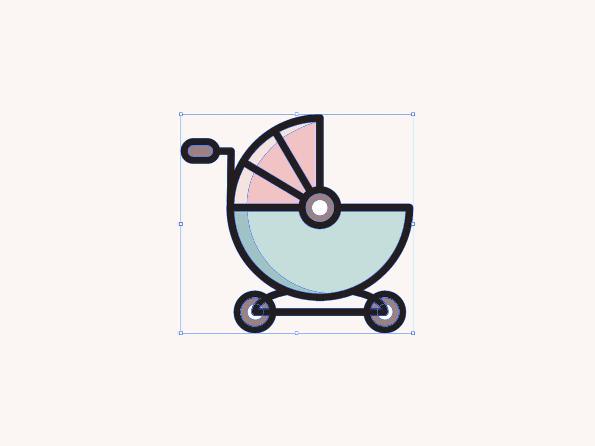 Baby Vector Icons 2