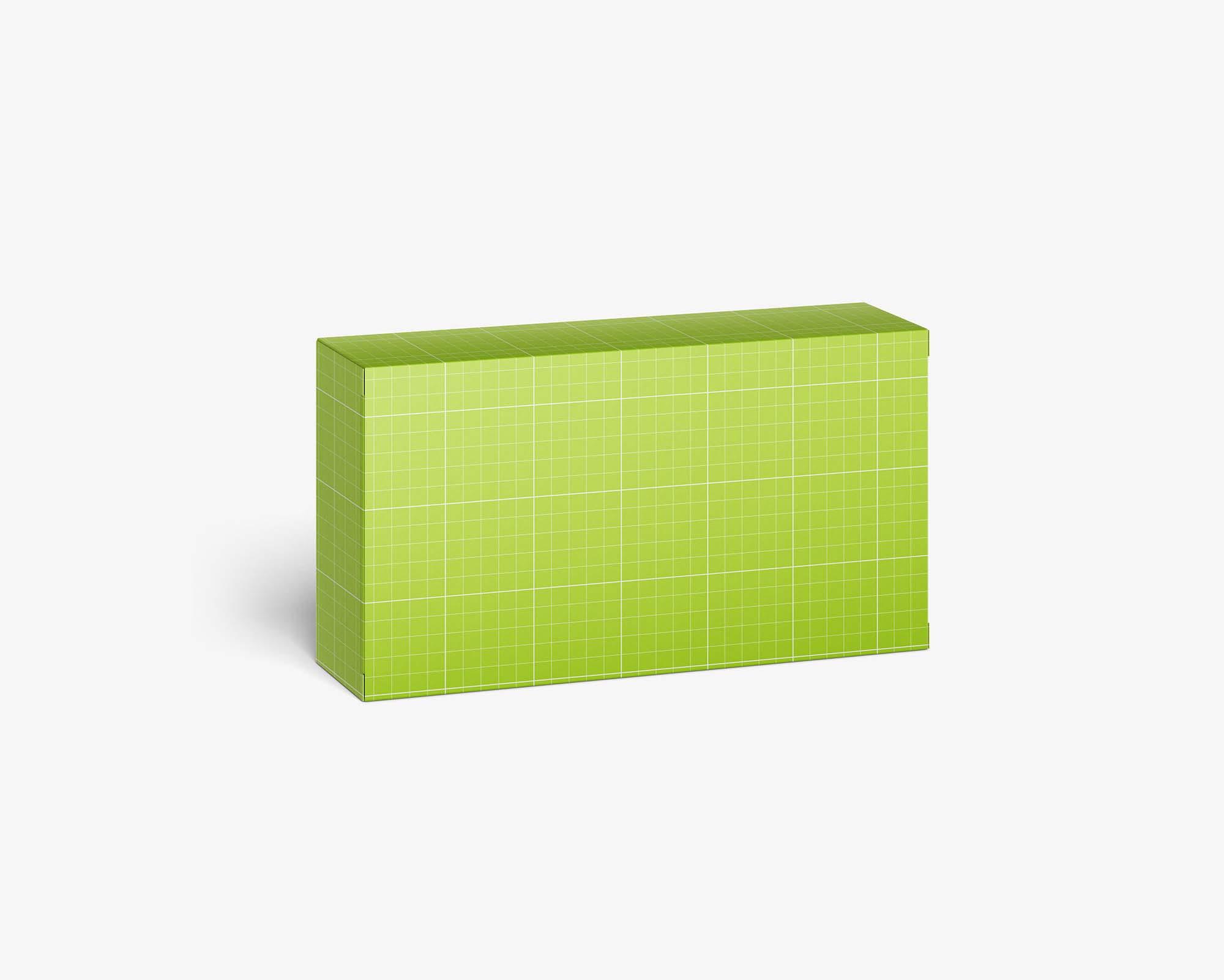 Cardboard Box Mockup 2