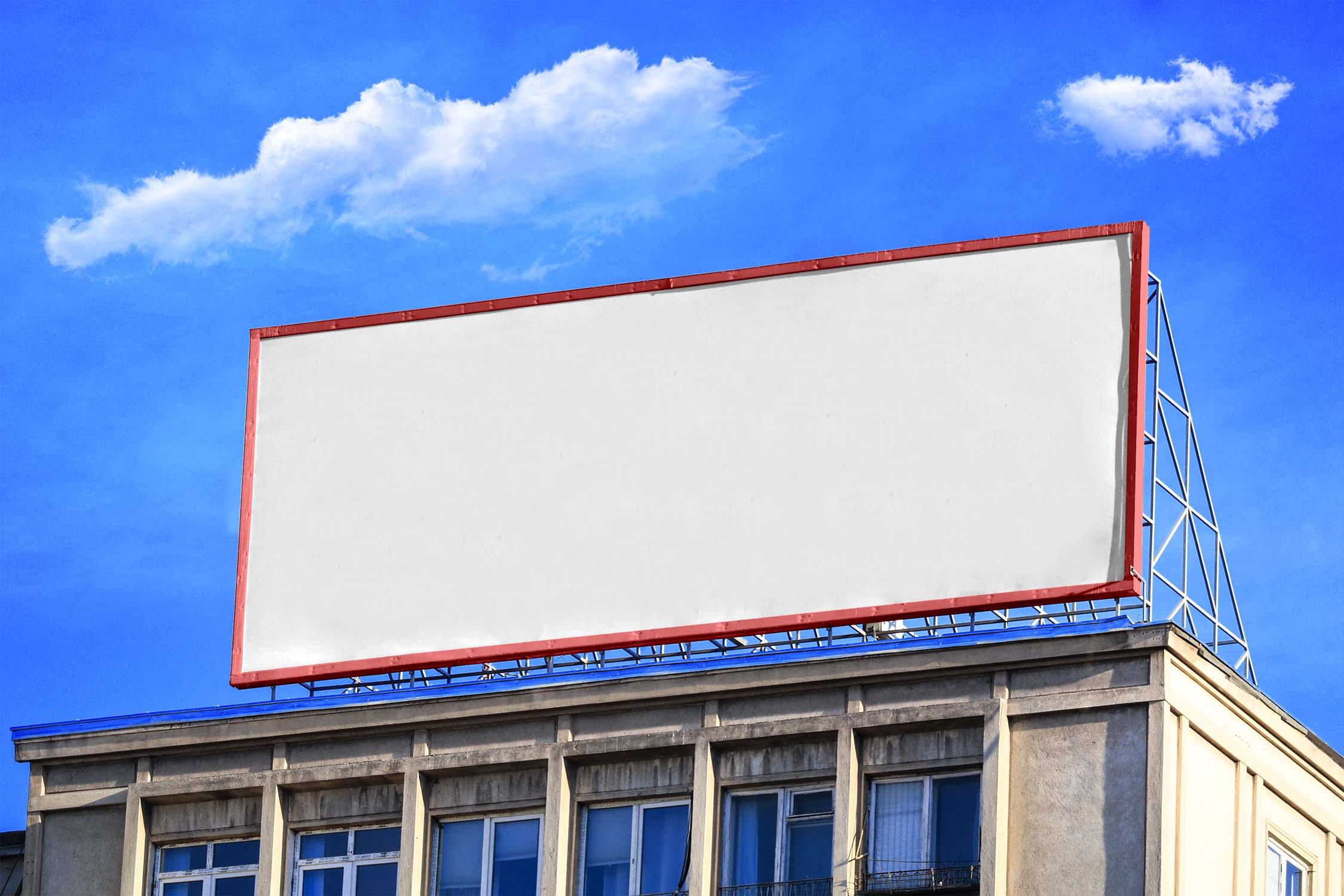Building Billboard Mockup 2