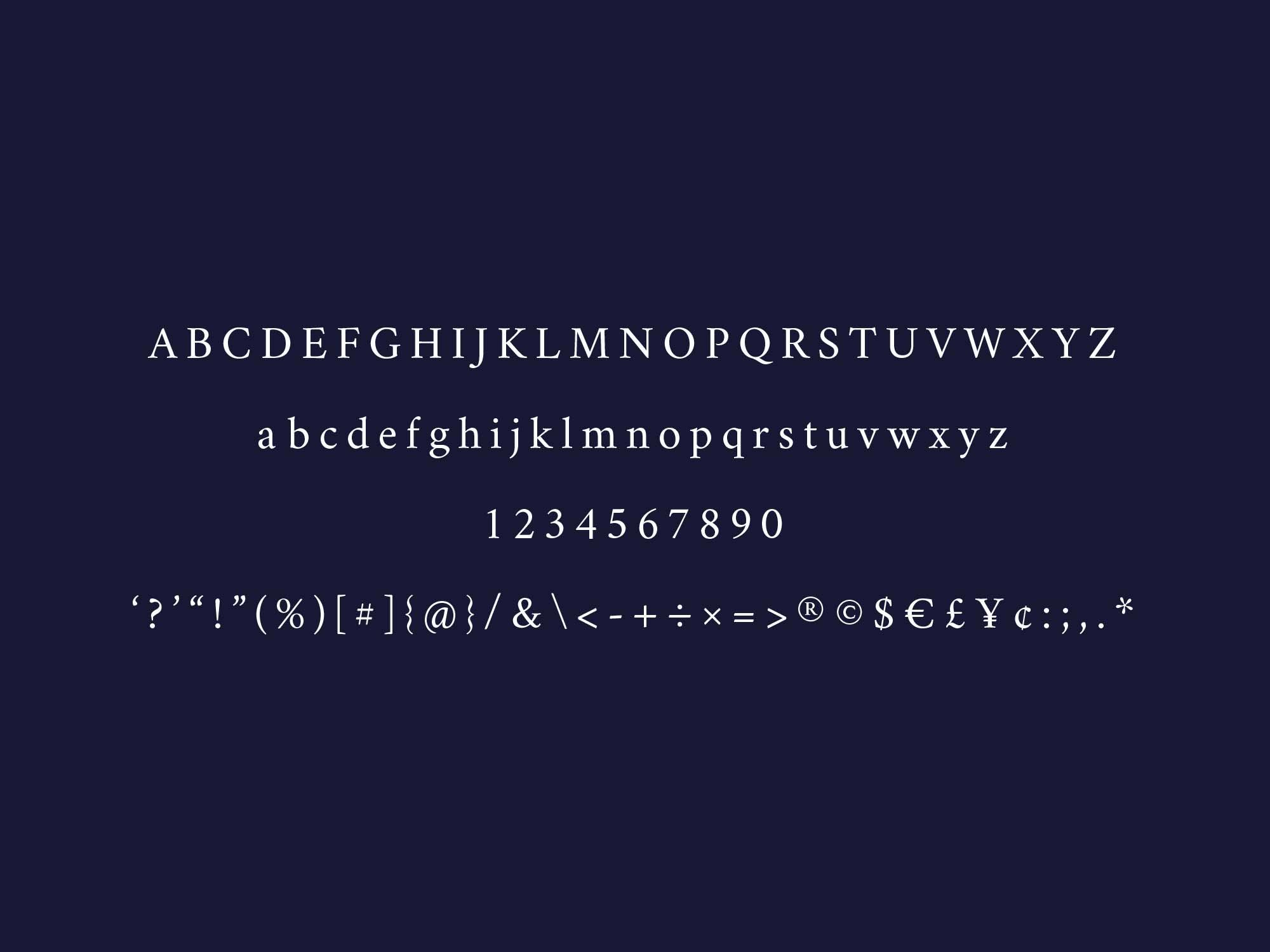 Crimson Typeface 3
